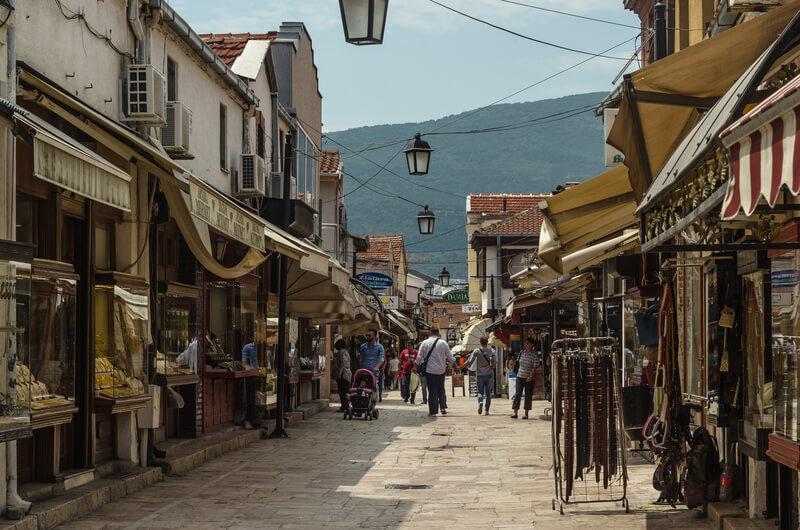 tips voor een weekend in Skopje