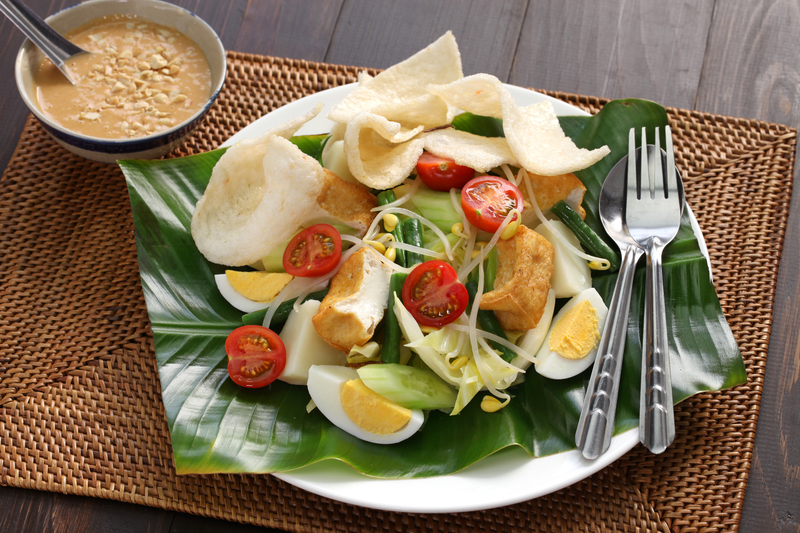 bijzondere indonesiche gerechten