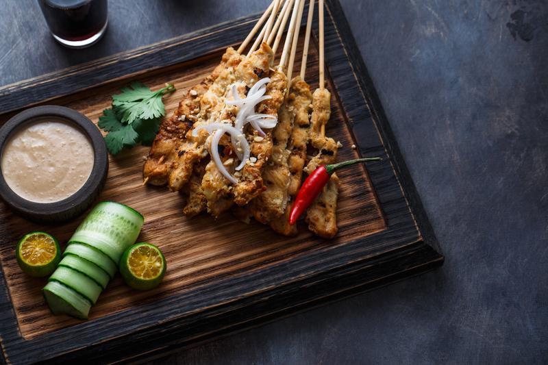 lekkere indonesiche gerechten
