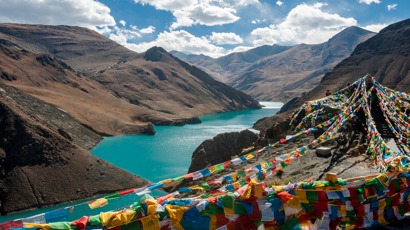 Tips voor een rondreis in Tibet