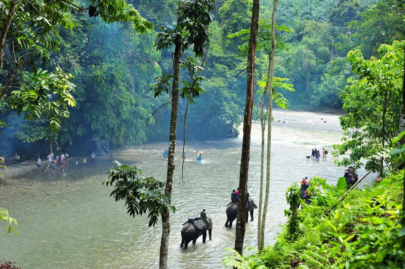 mooie rondreis indonesie