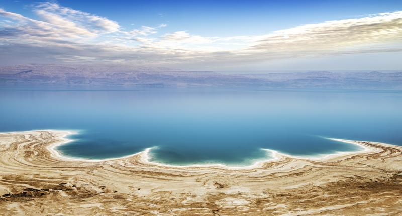 de-dode-zee-in-Jordanie