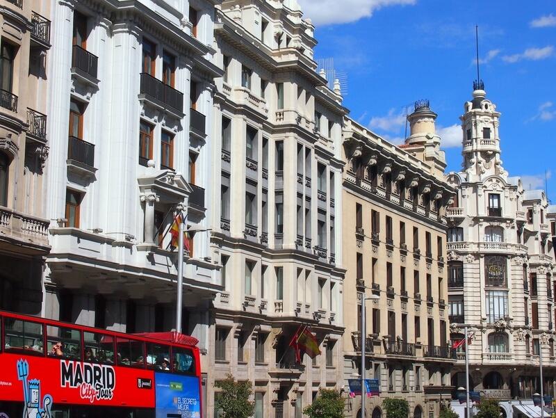 backpacken in Spanje