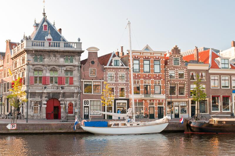 weekend weg in Haarlem